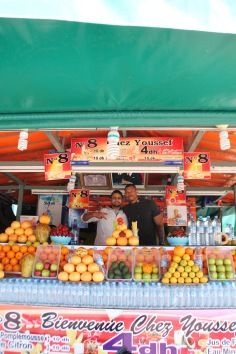 orange juice chez youssef